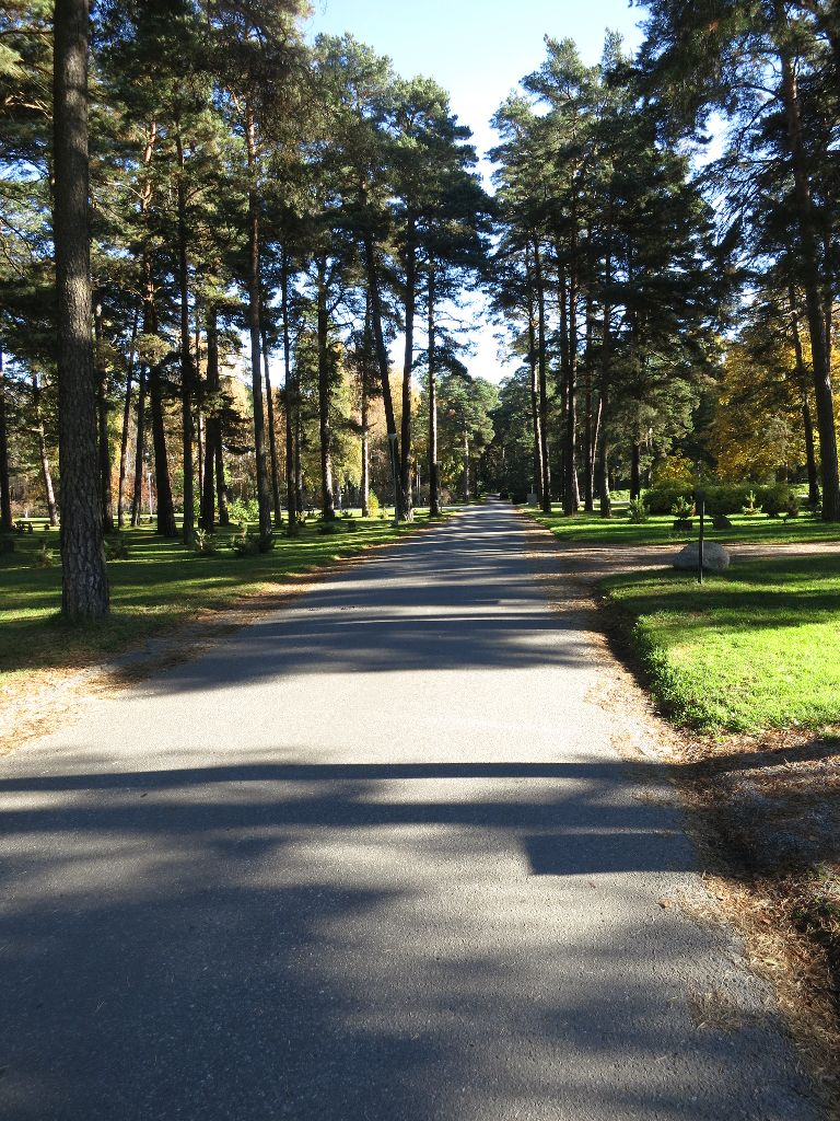 Skogskyrkogården Stockholm Forest Gravyard