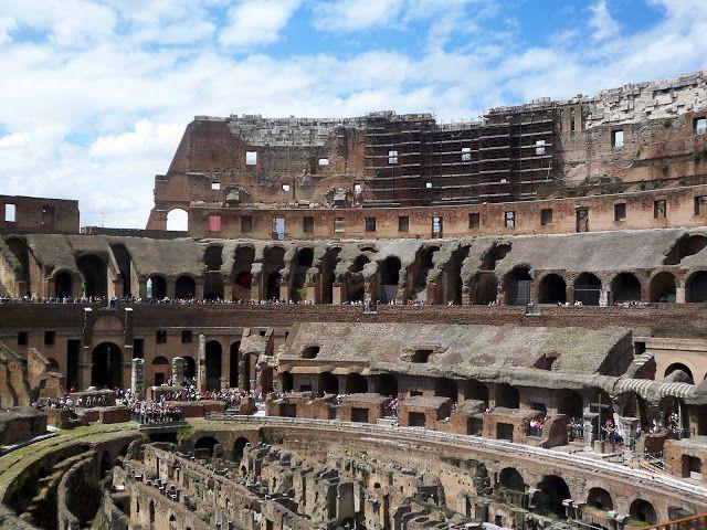 Italy-Rome-Colosseum-floor