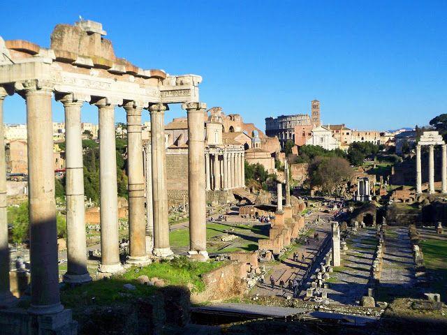 Italy-Rome-Forum