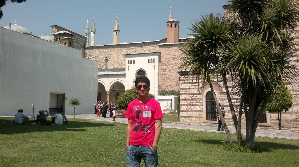 istanbul haroon ahady