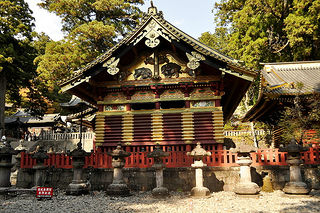 nikko shrines and temples