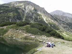 Pirin National Park in Bulgaria