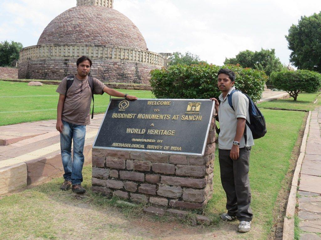sanchi monuments
