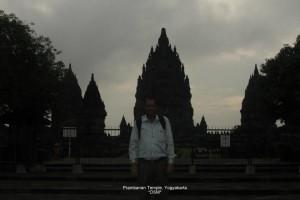 Prambanan temple compound