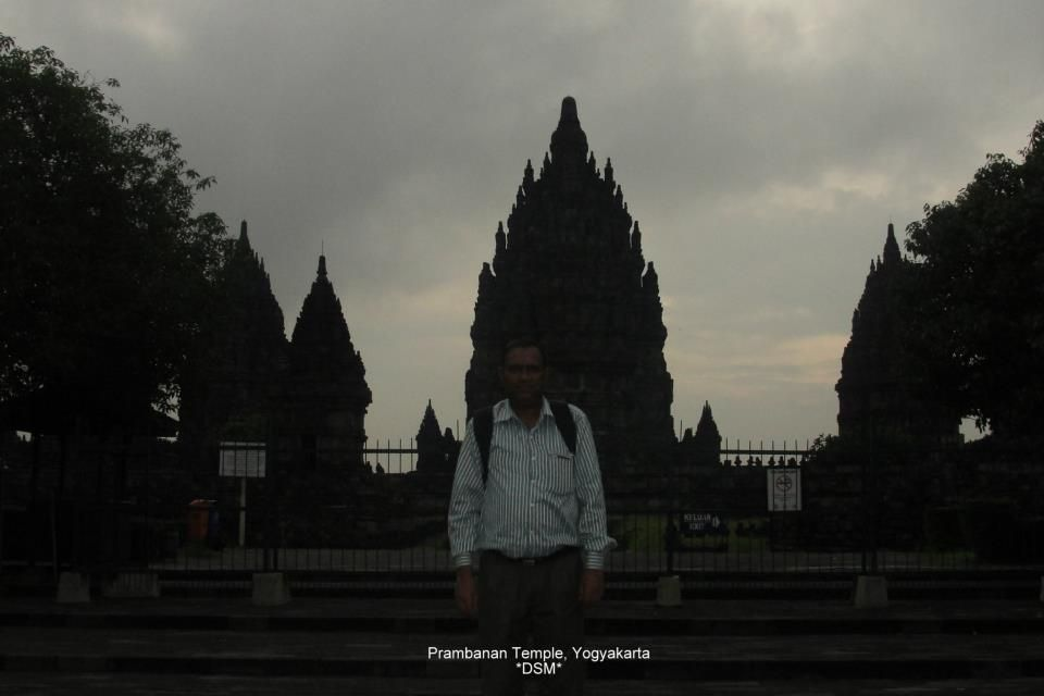 Prambanan temple compound