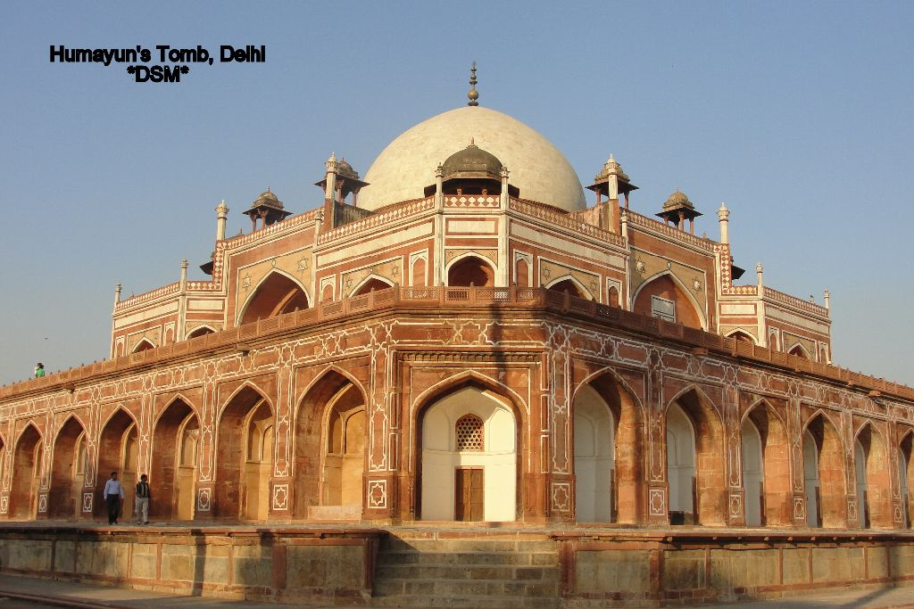 Humayun's Tomb (12)