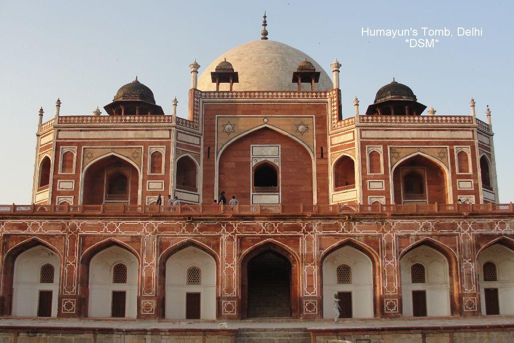 Humayun's Tomb (15)