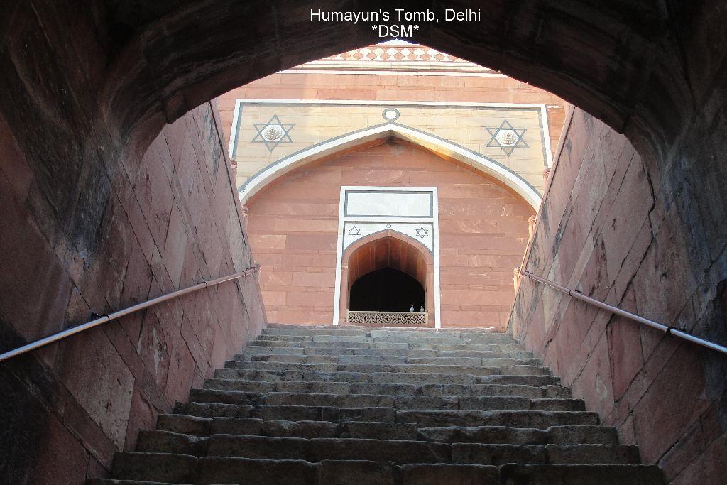 Humayun's Tomb (Architecture), Delhi (15)