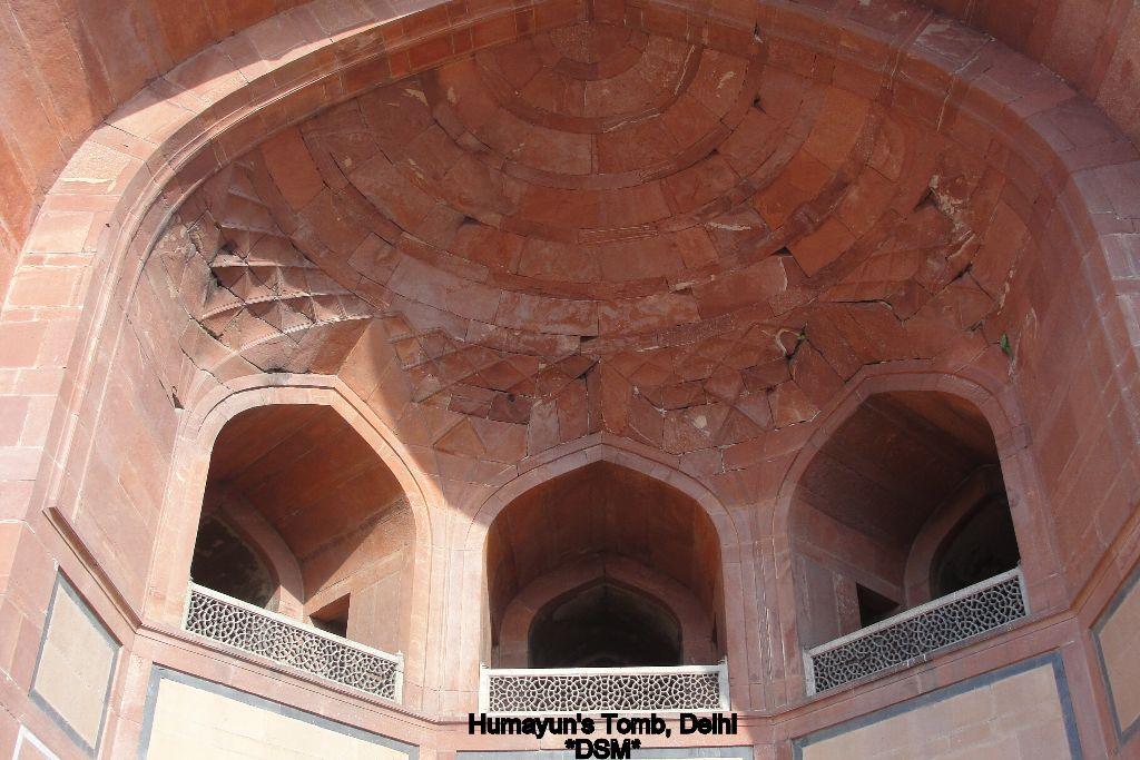 Humayun's Tomb (Architecture), Delhi (7)