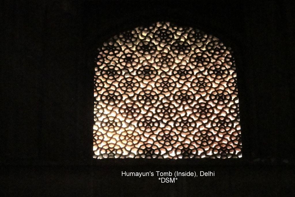 Humayun's Tomb (Inside) (10)