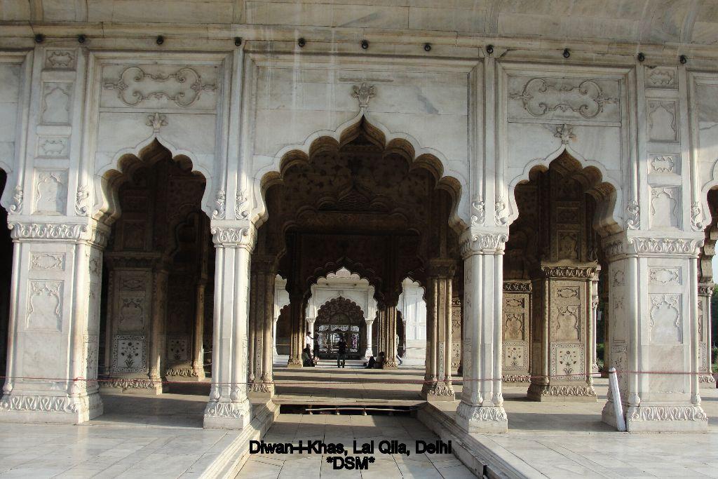 Diwan-i-Khas 7, Lal Qila, Delhi