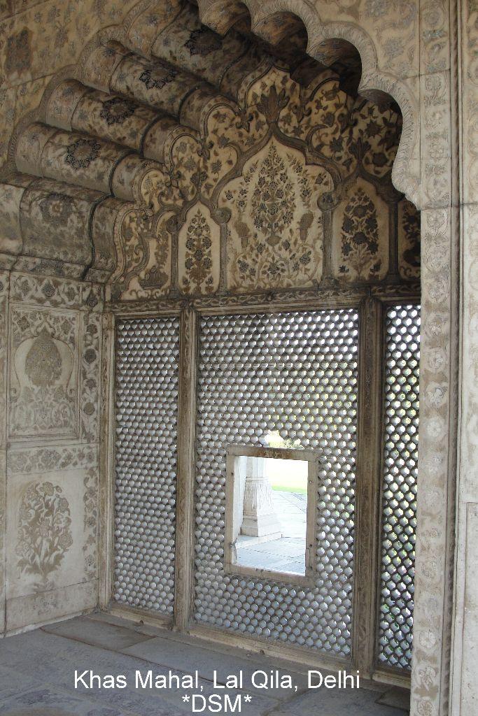 Khas Mahal, Lal Qila, Delhi (13)