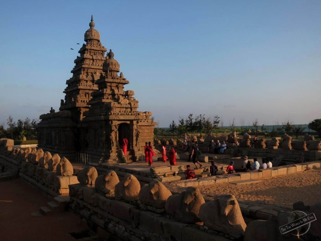 Group of Monuments at Mahabalipuram