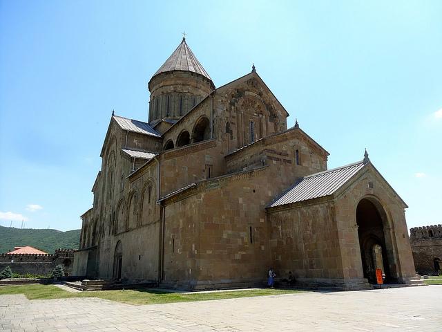 Historical monuments of Mtskheta (Georgia)