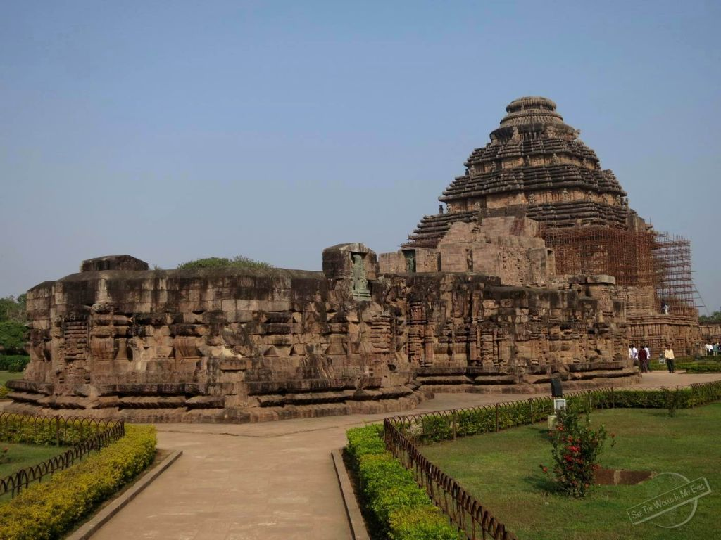 SeeTheWorldInMyEyes - UNESCO enlisted Sun Temple in Konark (Konarak) India