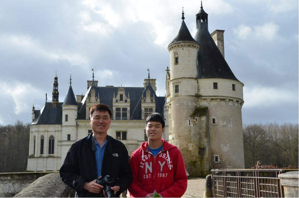 The Loire Valley between Sully-sur-Loire and Chalonnes - France