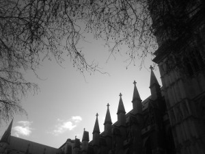 Westminster silhouettes