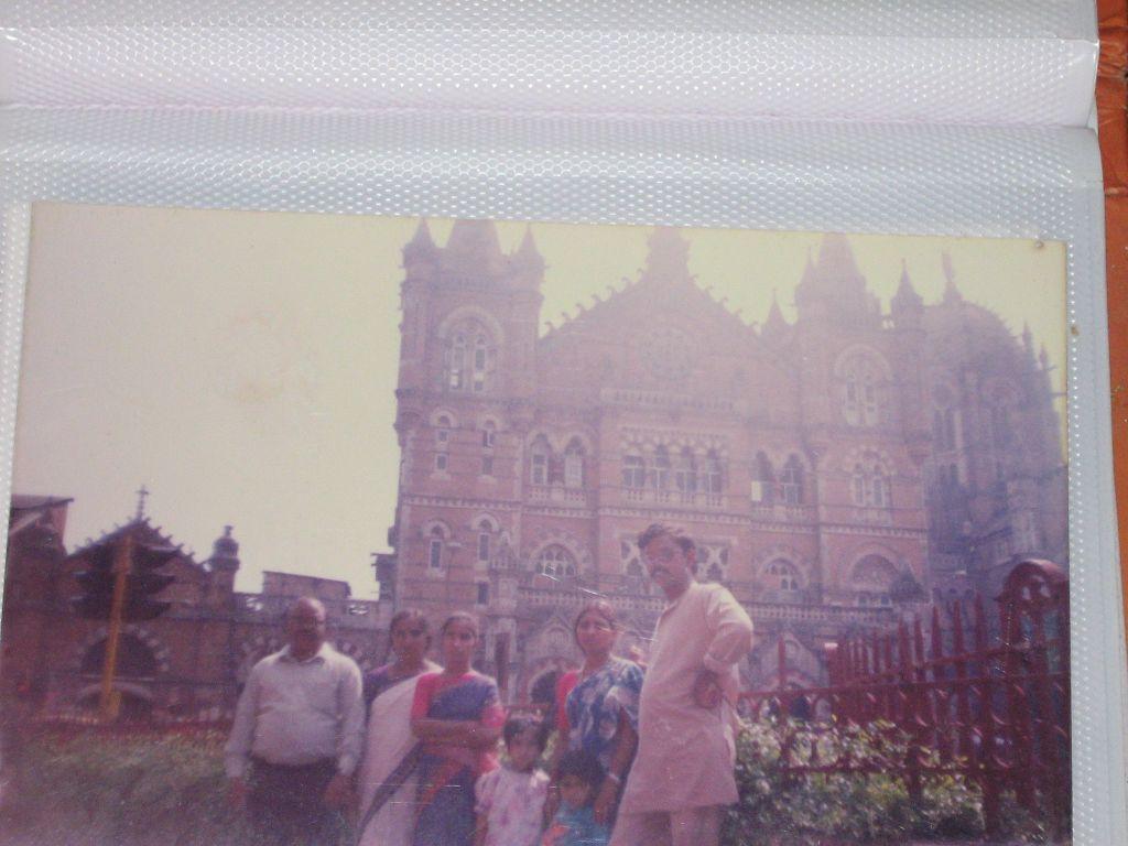 chattrapati sivaji terminus,mumbai