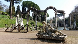 Villa adriana - Hadrian's Pleasure Palace