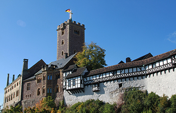 Wartburg Castle Germany corinne vail