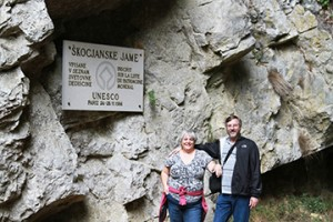 The Entrance to the Skocjan Cave