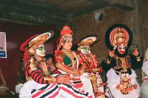 Kutiyattam, Sanskrit theatre