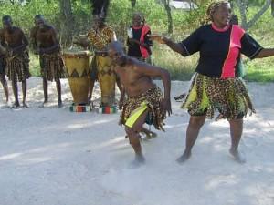 Mbende Jerusarema dance