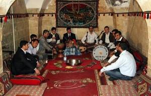 Traditional Sohbet meetings