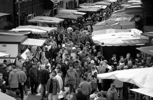 Houtem Jaarmarkt, annual winter fair and livestock market