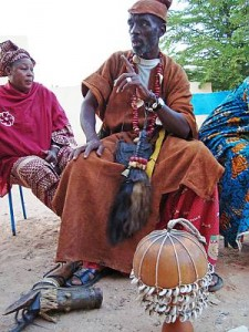 Secret society of the Kôrêdugaw, the rite of wisdom in Mali