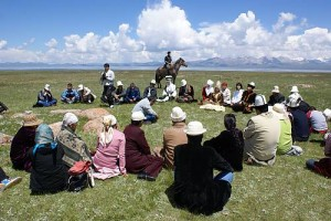 Art of Akyns, Kyrgyz epic tellers