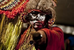 Mudiyettu, ritual theatre and dance drama of Kerala