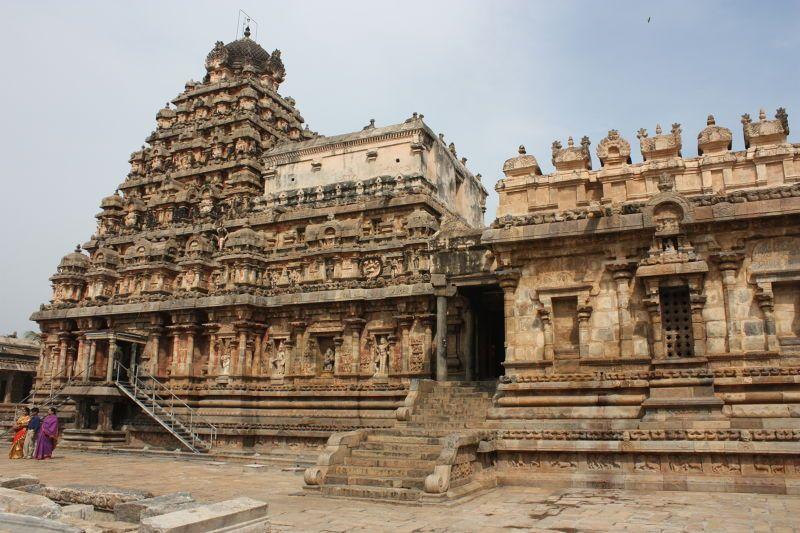 Airvatesvara temple