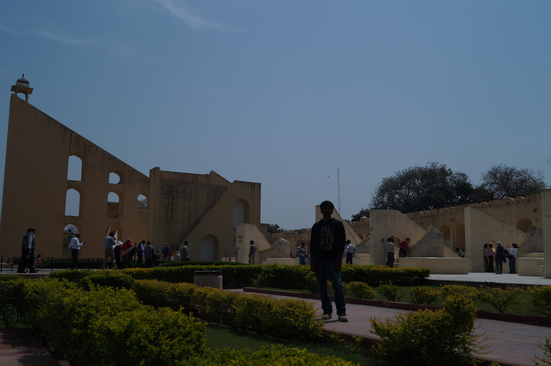 Jantar Mantar, Jaipur - India prasun bheri