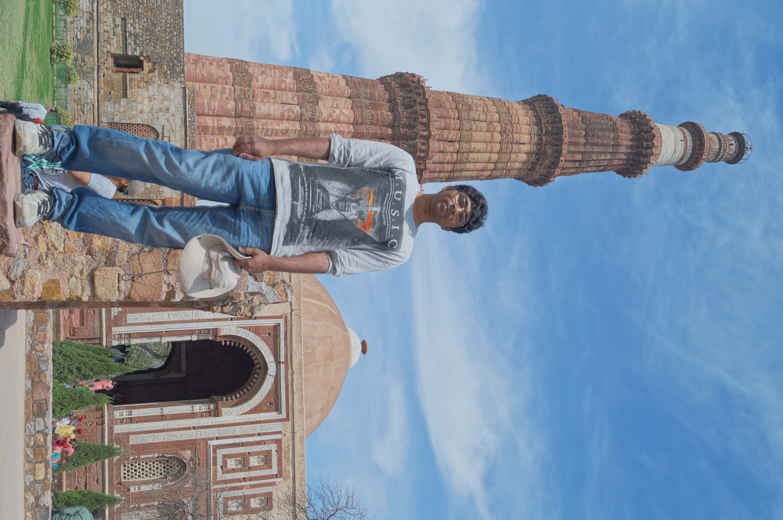 Qutb Minar and its Monuments, Delhi - India prasun bheri