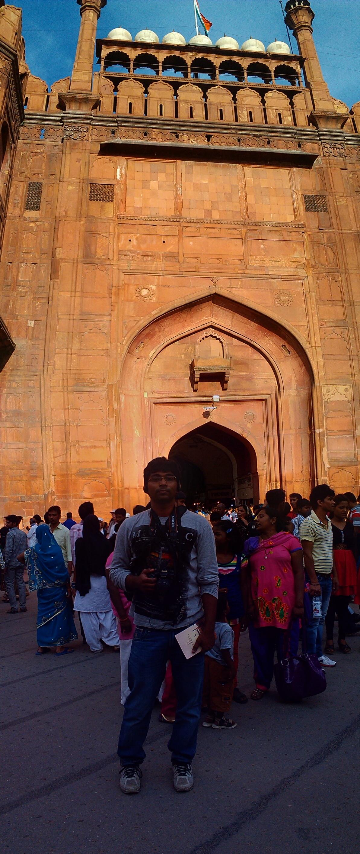 Red Fort Complex - India prasun bheri
