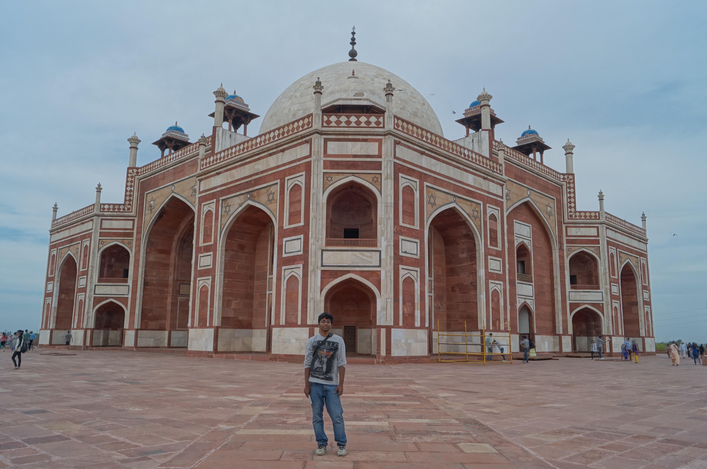 Humayun's Tomb, Delhi - India prasun bheri