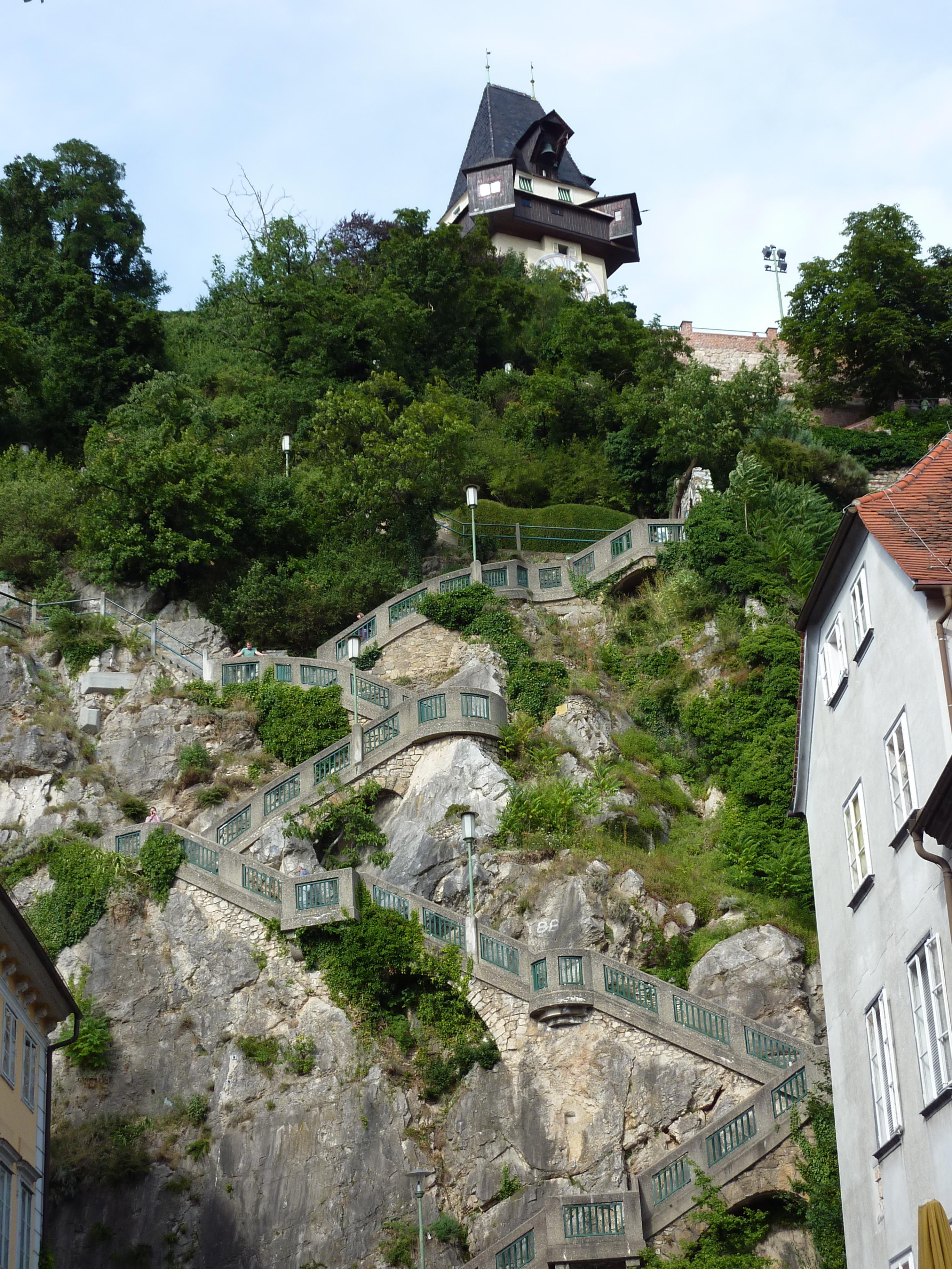 Castle Mountain (Schlossberg) Paul Brooks
