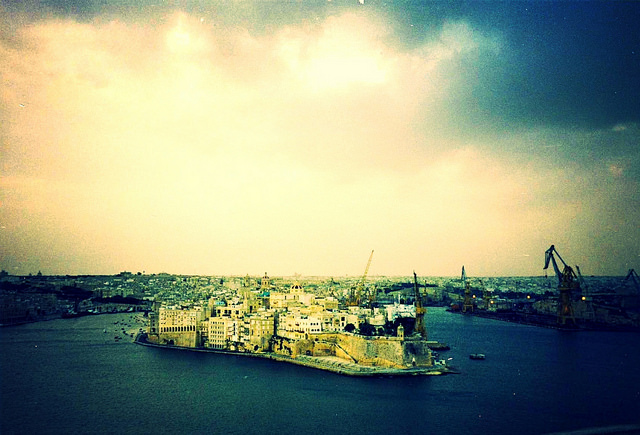 City of Valletta - Malta Anne-Sophie Redisch