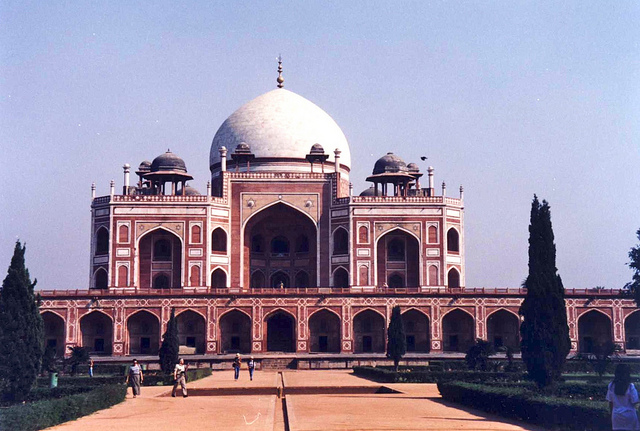 Humayun's Tomb, Delhi - India Anne-Sophie Redisch