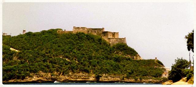 San Pedro de la Roca Castle, Santiago de Cuba