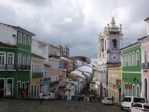 Historic Centre of Salvador de Bahia