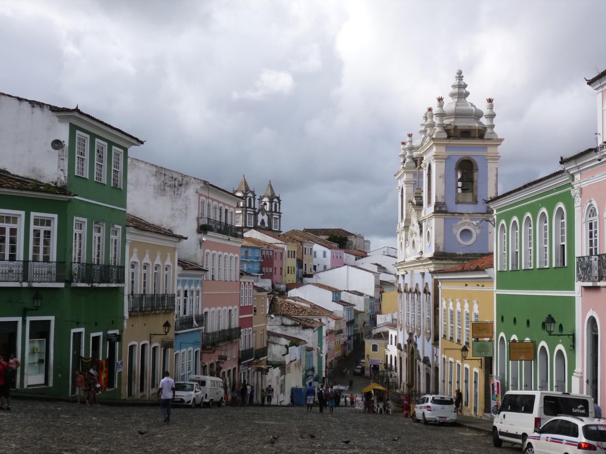 Historic Centre of Salvador de Bahia charlotte