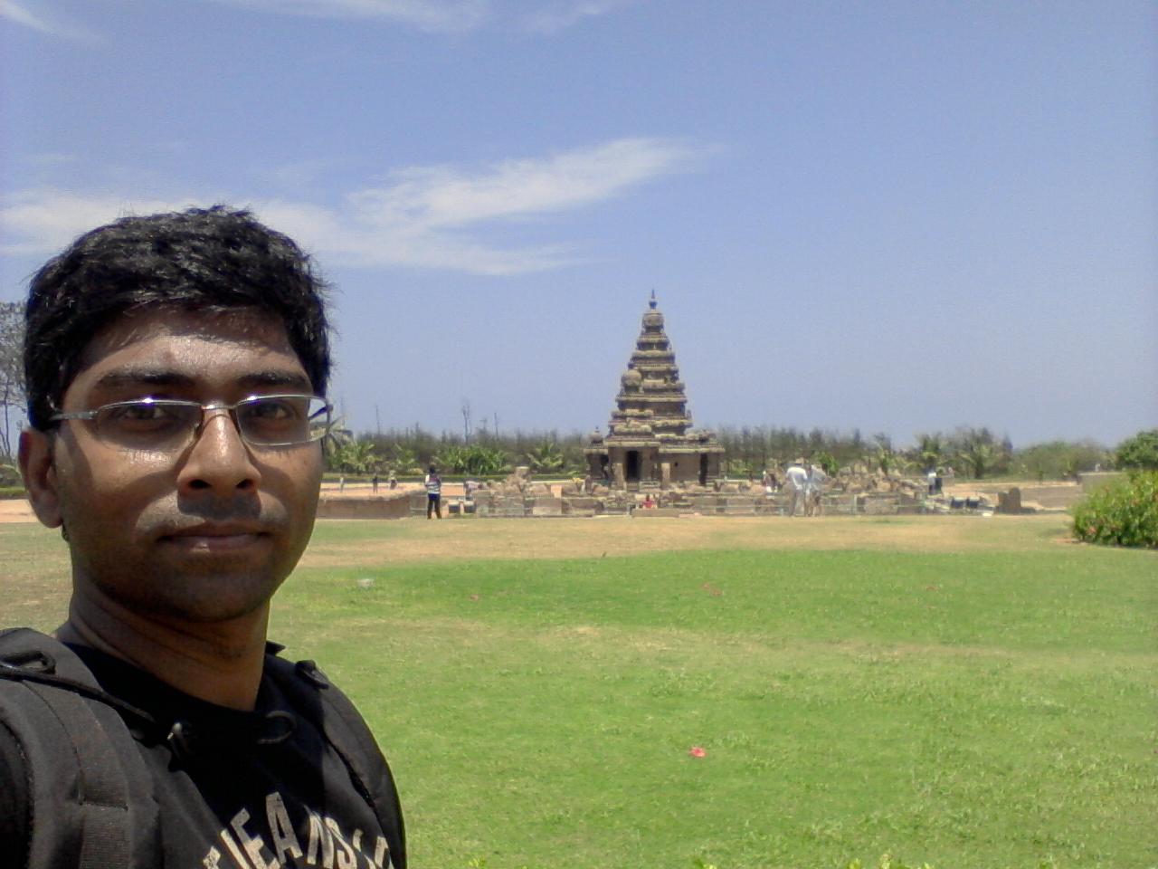 Group of Monuments at Mahabalipuram - India Prasun Bheri