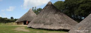 When Britons Lived in Huts