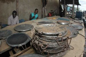 Kenya's Hot Sun Industry: Jua Kali
