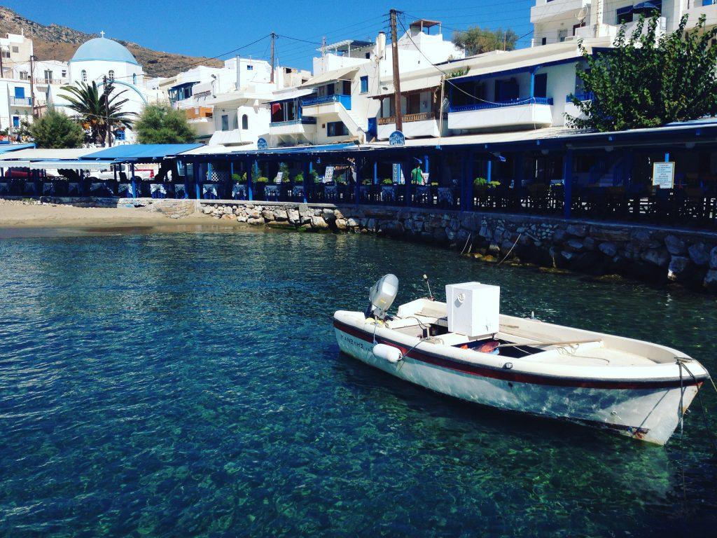 Apollon, Naxos, Greece