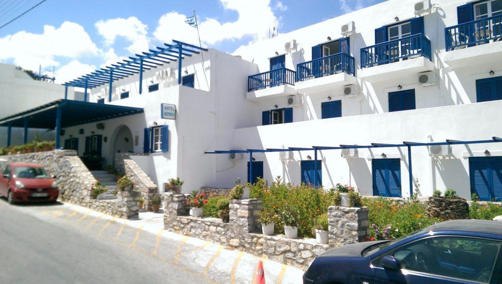 Hotel Adonis, Apollon, Greece