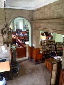 The Library that Shrinks