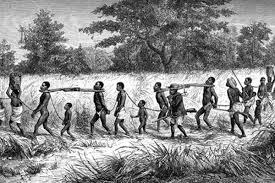 Slave March